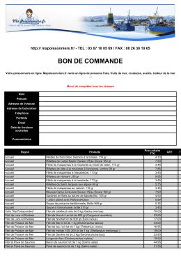 Gda 2016 concarneau - Bon prix suivi de ma commande ...