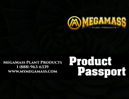 MegaMass Plant Products 1 (888) 963