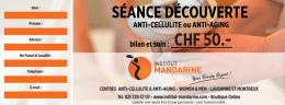 séance découverte - Institut Mandarine