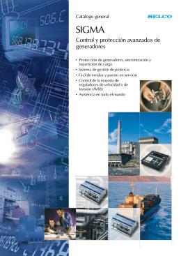 Control y protección avanzados de generadores