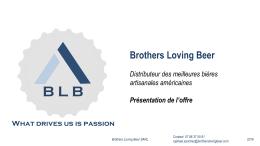 Notre catalogue et nos prix (cliquer ici) - Accueil - BLB
