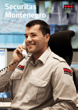 Securitas Montenegro
