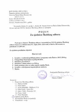X+.-.=^ b - O.Š. Dinka Šimunovića Hrvace