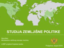 studija zemljišne politike