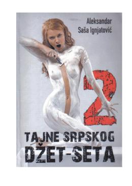 Aleksandar Sasa Ignjatovic – Tajne srpskog dzet seta 2