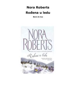Nora Roberts – Rodjena u ledu