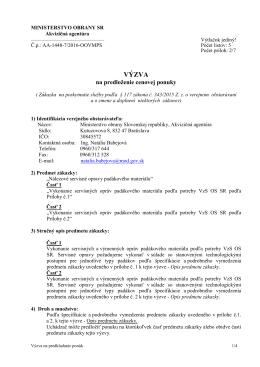 Akvizičná agentúra Bratislava - Nálezové