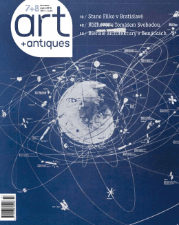 Art+Antiques, 7-8/2016, s. 114-115.