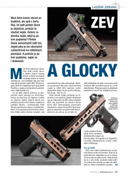 ZEV a Glocky - Střelecká Revue