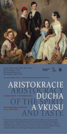 Pozvánka - Moravská galerie v Brně