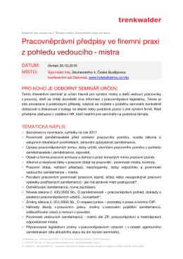 Pozvánka a přihláška 20/10