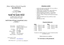 2.strana pozvánka nhhl Služovice 2016