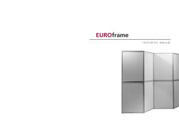 EUROframe - DIS MEDIA s.r.o.