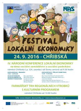 Festival lokální ekonomiky