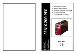 fénix 200 pfc - TIGER