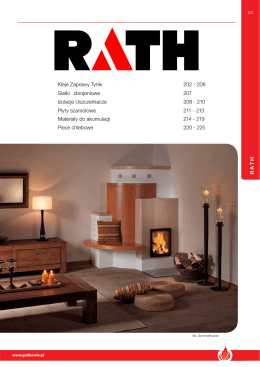 Katalog 2016 - Rath 201-226