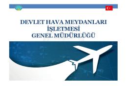 SSD İYH Sunum Ağustos 2016 - dhmi