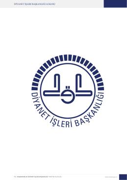 Diyanet Logo - Diyanet İşleri Başkanlığı