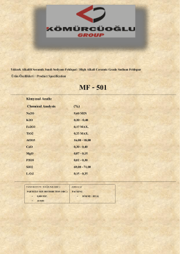 MF - 501