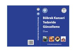 Kapak son tumu.indd - Türk Üroloji Derneği
