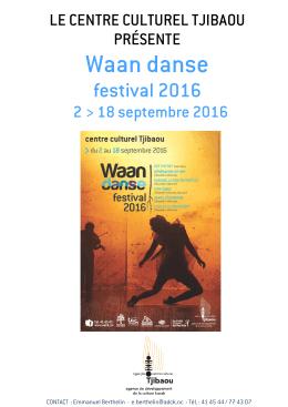 Programme du festival - Université de la Nouvelle