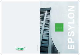 Brochure - Epsylon
