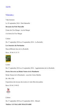 Accéder à la page en PDF