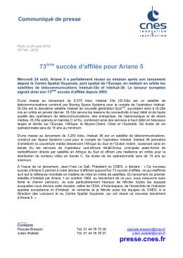 cp144-2016_-_succes_va232 (pdf - 232.93 Ko) - Presse