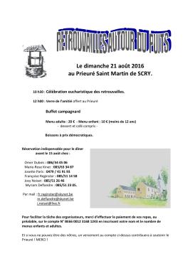 Agenda_4 - Prieuré Saint Martin
