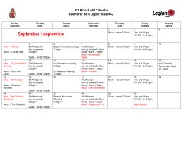 September / septembre