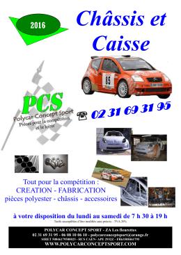 02 31 69 31 95 - polycar concept sport