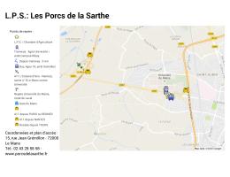 L.P.S.: Les Porcs de la Sarthe