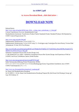 IEC 61869 2 PDF