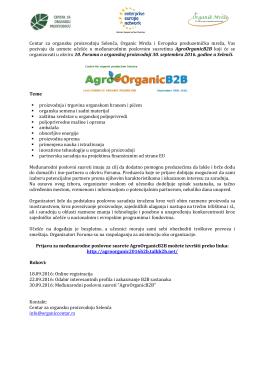 AgroOrganicB2B