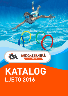 Katalog asortimana ljeto 2016