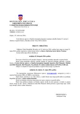 opširnije - Ured državne uprave u Osječko