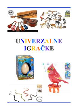 univerzalne igračke - ToyBox