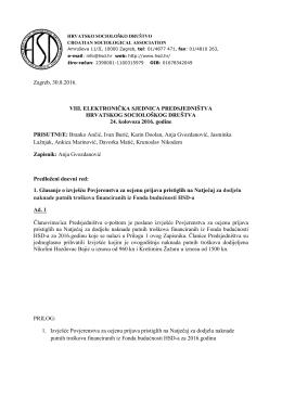 poveznici - Hrvatsko sociološko društvo