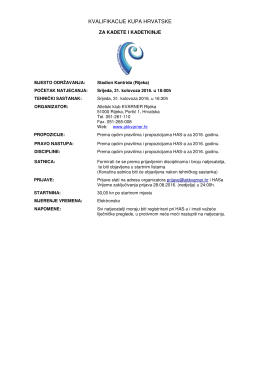 Kliknite za pregled - Atletski Klub Kvarner