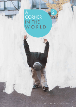 A CORNER IN THE WORLD 2