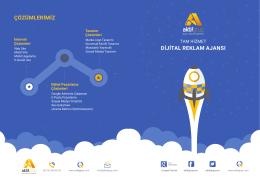 dijital reklam ajansı çözümlerimiz