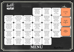 Slayt 1 - Butik Catering