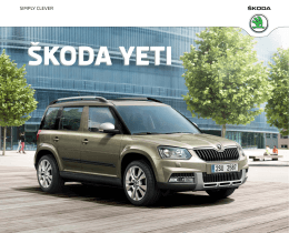 Katalog - Škoda Auto