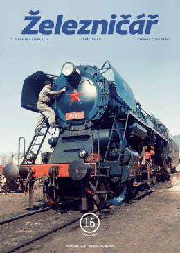 t éMA - Železničář