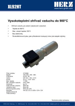 Flyer XL92HT Tschechisch.cdr
