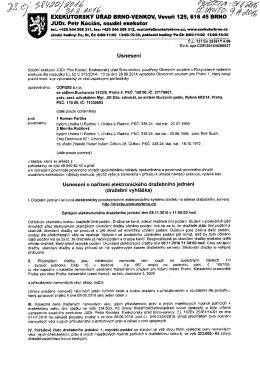 Usnesení - MapaSamospravy.cz