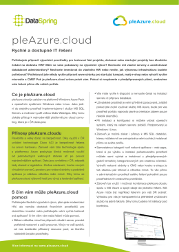 pleAzure.cloud