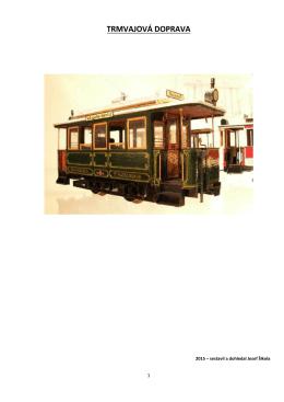 Tramvaj - Spolek Kokonín