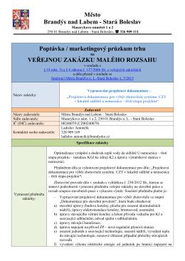 Proti rozhodnutí Městského úřadu Brandýs nad Labem – Stará