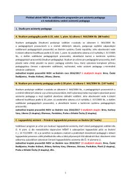 Nabídka vzdělávání asistentů pedagoga NIDV_rok 2016_2017